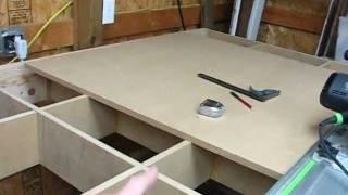 Torsion Box Router Table Pt 1