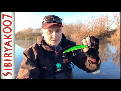 Твичинг. Новые воблеры ЛОВЯТ! Рыбалка на спиннинг. Ловля щуки на малых реках