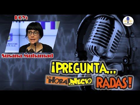 Susana Muhamad, Una Ambientalista De Ambiente, Pregunta...radas