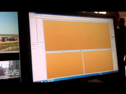ISE 2015: RGB Spectrum Features Galileo Multi-Screen Display Processor
