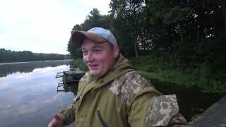 Глазами рыбака такого вы еще не видели Осиповичи РЕМОНТЕР Рыбалка осенью