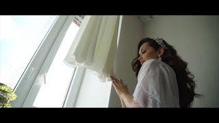 Свадебный клип, утро невесты и жениха