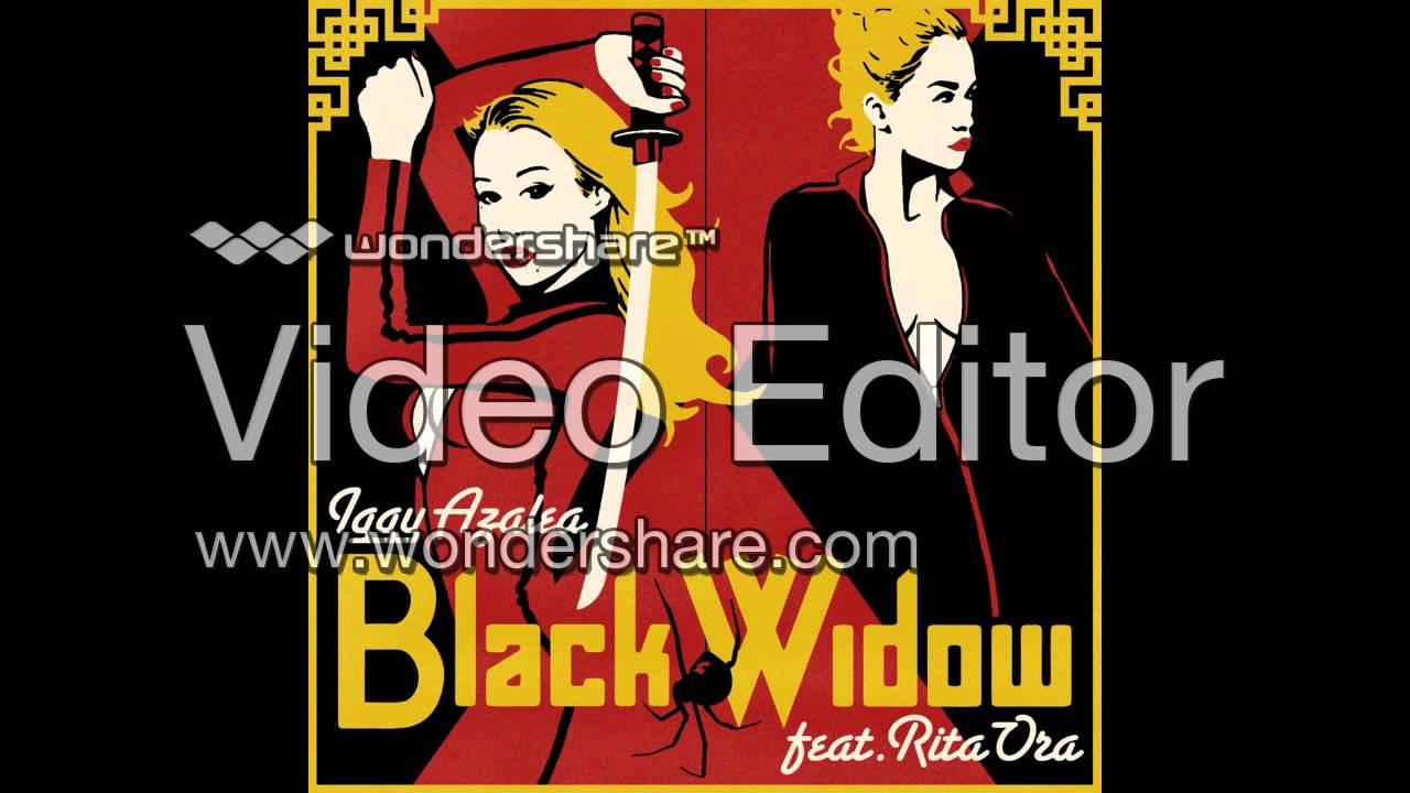 Iggy Azalea & Rita Ora - Black Widow (Cover) - YouTube