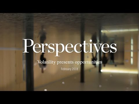 Pictet Perspectives -  Volatility presents opportunities