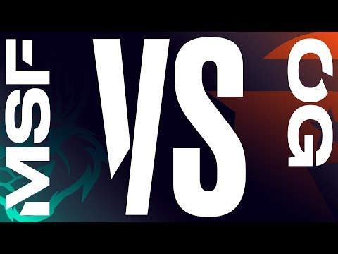 MSF Vs. OG - Week 3 Day 2   LEC Spring Split   Misfits Gaming Vs. Origen (2020)