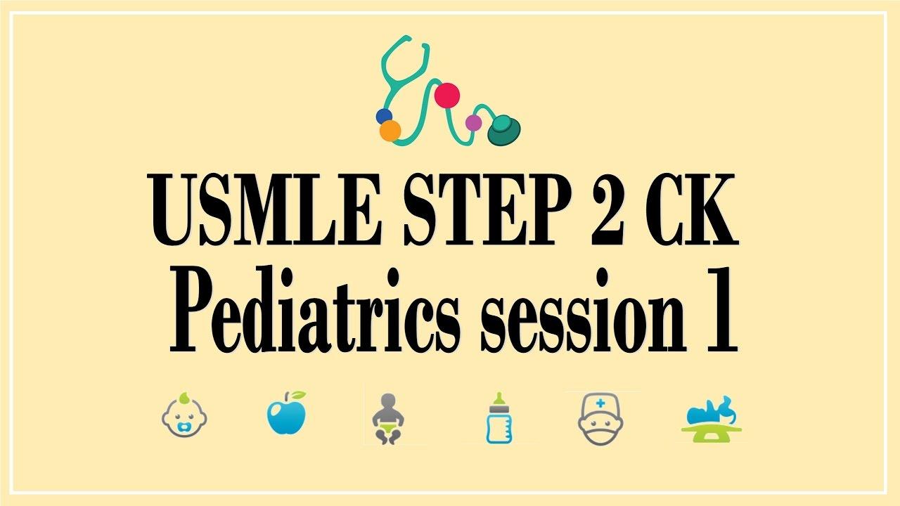USMLE STEP 2 CK: Pediatrics 1 - Most Popular Videos