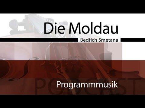 Die Moldau Programmmusik Youtube