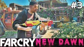 FAR CRY New Dawn Gameplay PL [#3] NOWY SPRZĘT! /z Skie