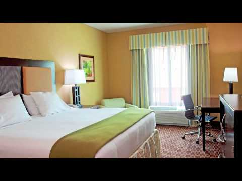 Holiday Inn Express and Suites Chaffee-Jacksonville West - Jacksonville, Florida