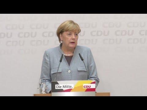 afpbr: Merkel busca aliados após vitória apertada