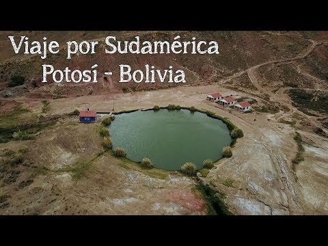 Viaje a Sudamérica - Potosí Bolivia Abril '17 (Vistas con Drone)