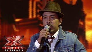กบ ณัฐพงศ์ | พลังงานจน | The X Factor Thailand