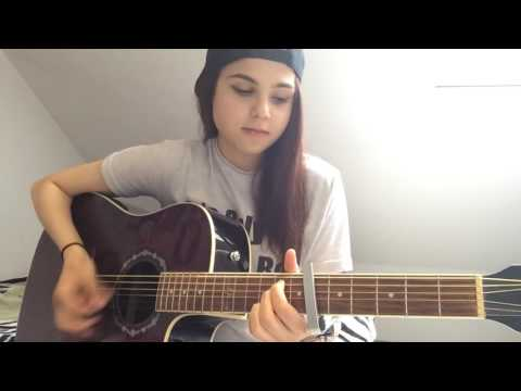Halsey - Colors (Acoustic Cover)