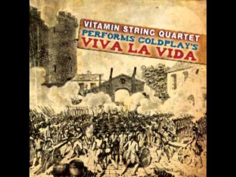 Strawberry Swing - Vitamin String Quartet Performs Coldplay's Viva La Vida