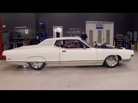 Dropping an 1,100 HP '72 Mercury Marquis - Detroit Muscle S3, E12