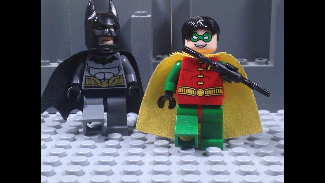 Lego Batman: Robin's Rebirth part 1 - YouTube
