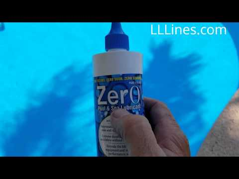 ZER0 Pool & Spa Lubricant - Setting A New Industry Standard