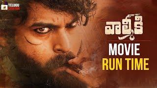 Valmiki MOVIE RUN TIME | Varun Tej | Pooja Hegde | Harish Shankar | 2019 Latest Telugu Movies