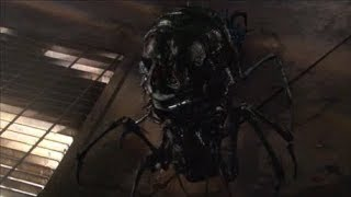 Hi Guys *Rips Skull In Half - Our First Look At New Type Of Bug - Scene from Starship Troopers 2