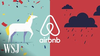 How Airbnb Fell From Successful Startup to Crisis Mode | WSJ