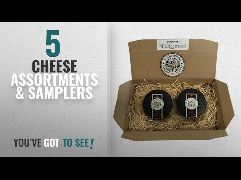 Top 10 Cheese Assortments & Samplers [2018]: Snowdonia Cheese Company Gift Hamper Containing 2,