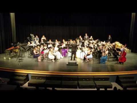 ELHS Wind Ensemble Spring Concert