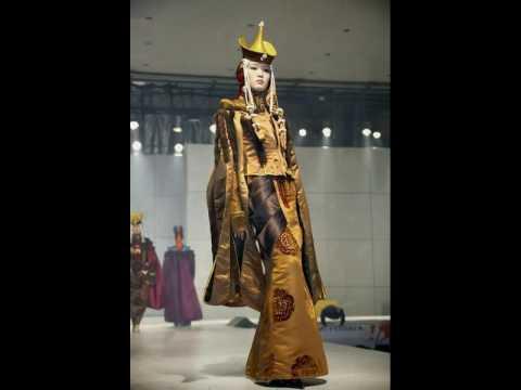 Mongolian Models #1