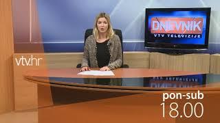 VTV Dnevnik najava 12. srpnja 2019.