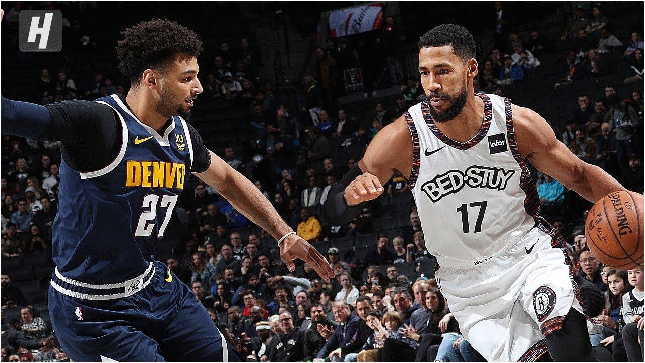 Denver Nuggets Vs Brooklyn Nets