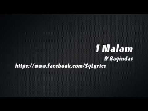 Satu Malam - D Bagindas(Lyrics)