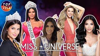 Top 10: Máximas Favoritas De Miss Universo 2019