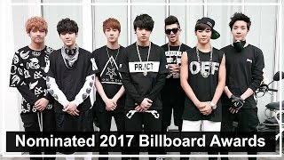 Video BTS Becomes First K-Pop Group To Receive Billboard Music Awards Nomination download MP3, 3GP, MP4, WEBM, AVI, FLV November 2017