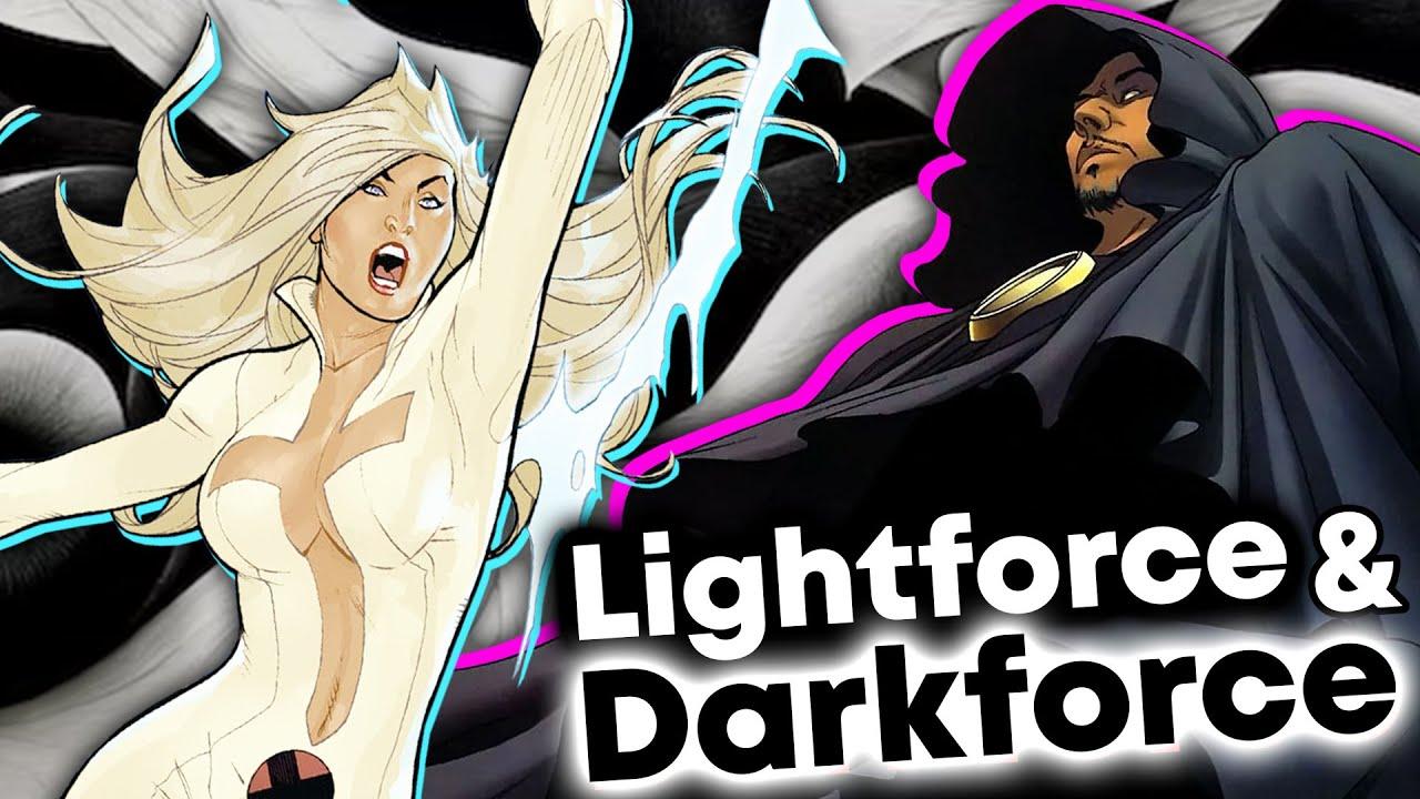 Download Marvel's Darkforce and Lightforce Explained! [Cloak & Dagger]