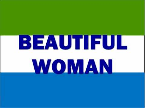 BEAUTIFUL WOMAN BY JOJO C