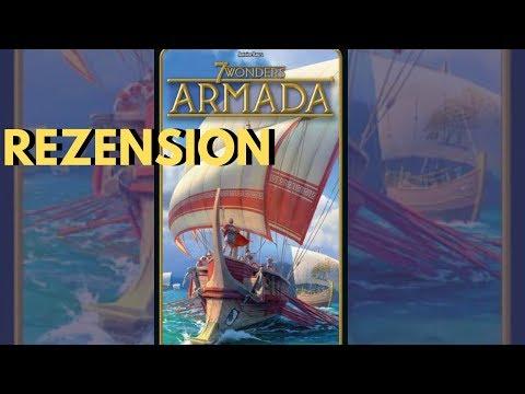 7 Wonders Armada Test/Rezension | Brettspiel Geeks | Brettspiele