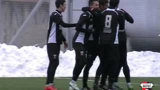 Рух - НК Верес - 0:1 (контрольний матч, 30/01/2017)