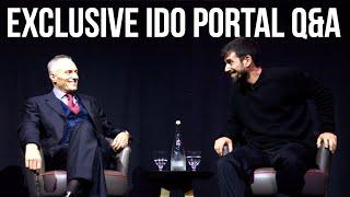 IDO PORTAL LIVE Q&A - Just Move World Premiere | London Real