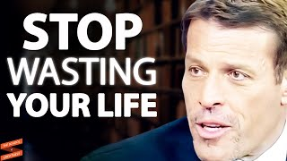Tony Robbins MASTERCLASS On How To CHANGE YOUR LIFE Today! | Lewis Howes