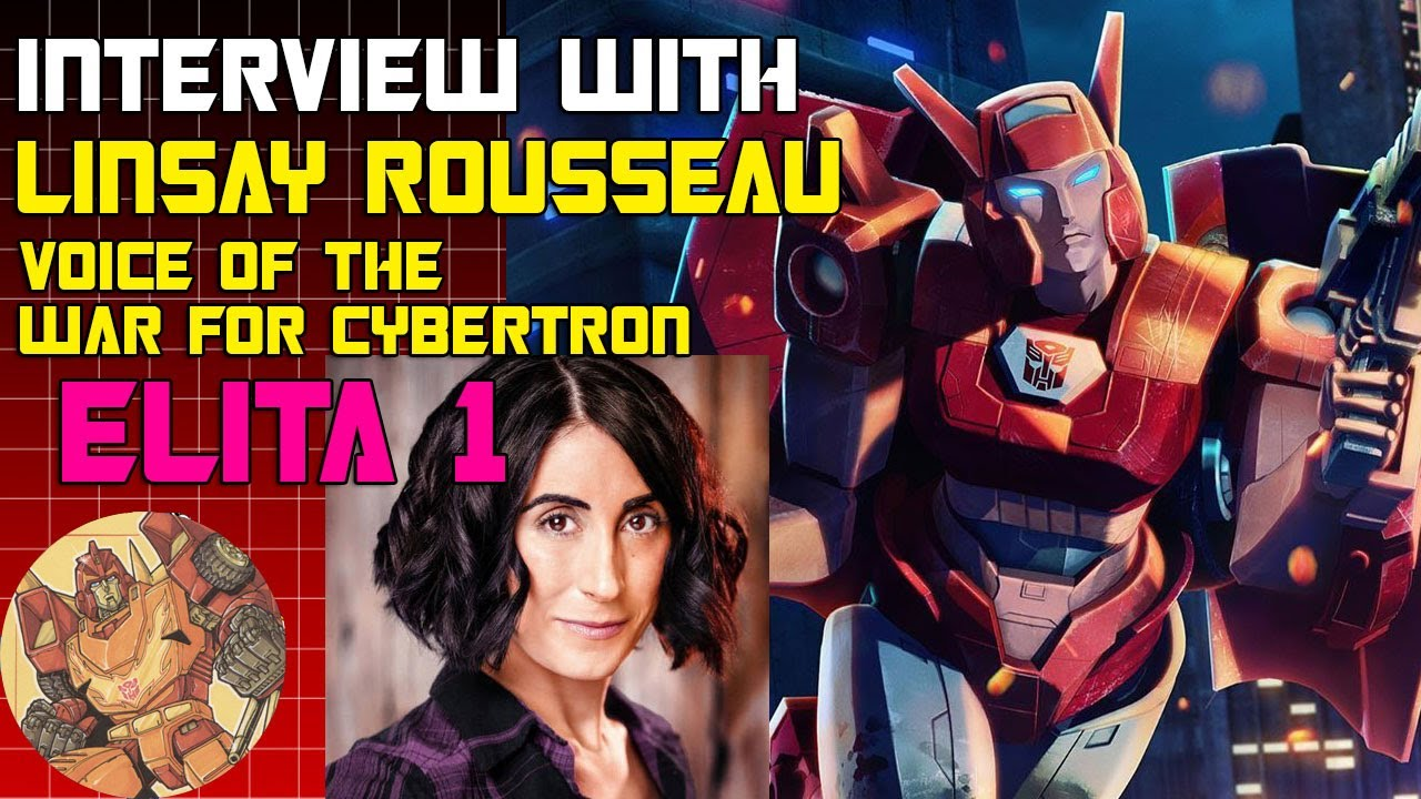 Interview With the Voice of WFC Elita-1, Linsay Rousseau