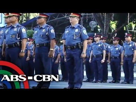 Lack of PNP Men in the Philippines