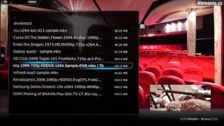 Apple TV: co umí v základu a po instalaci XBMC