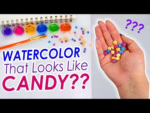 um..WHAT'S THE POINT OF THIS!? Testing FIZZY Watercolor Paint thumbnail