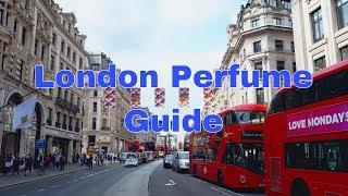 Where To Shop For Perfume   London   The Perfume Pros