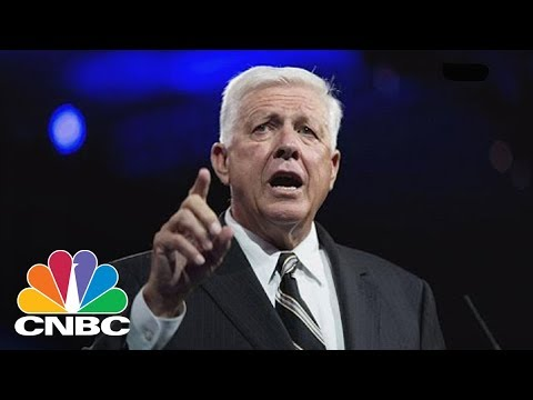 GOP Mega-Donor: President Trump A 'Victim' And Is Being 'Bullied': Bottom Line | CNBC