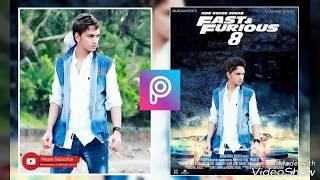 Picsart new Photo editing Moveposter Gopal Pathak
