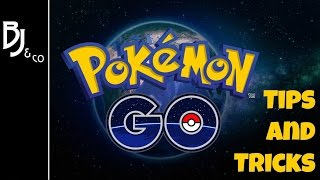 Pokemon Go - Tips And Tricks - How To Be The Very Best!
