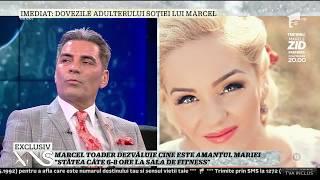 Marcel Toader, dezvăluiri despre Maria Constantin: