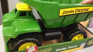John Deere Big Scoop Dump Truck Toy Store View