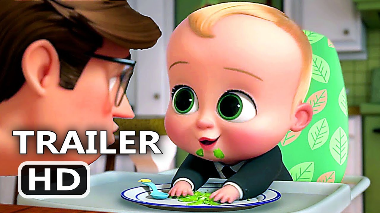 Boss Baby Back In Business Trailer Extended 2 New 2018 Netflix Animation Hd