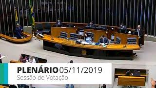 Plenário Ulysses Guimarães - Novembro/2019 - Plenário Ulysses Guimarães - Novembro/2019